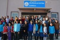 OKUL BİNASI - Şehzadeler Belediye Başkanı Ömer Faruk Çelik Açıklaması