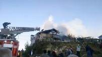 İTFAİYE MÜDÜRÜ - Simav'da Çatı Yangını