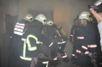 İTFAİYE MÜDÜRÜ - Şırnak'ta Yangın Tatbikatı