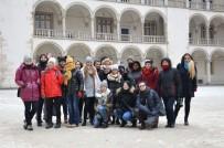 MURAT GIRGIN - Sultangazi Uğur Lisesi Öğrencileri Erasmus+ Kapsamında Litvanya'ya Gitti