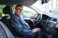 MOTORIN - Taksicilerden Akaryakıt Zamlarına Tepki Açıklaması 'Bu Zam Çok Fazla Oldu'