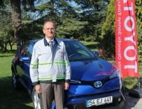 TEST SÜRÜŞÜ - Toyota Otomotiv Sanayi Türkiye Sakarya Yerel Basın Temsilcileriyle Buluştu