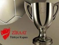 KURA ÇEKİMİ - Türkiye Kupası'nda kuralar çekildi