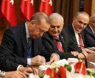İŞBİRLİĞİ PROTOKOLÜ - 'Türkiye'nin Otomobili' İçin İmzalar Atıldı