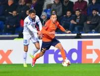 MEVLÜT ERDINÇ - UEFA Avrupa Ligi Açıklaması Medipol Başakşehir Açıklaması 0 - Hoffenheim Açıklaması 0 (İlk Yarı)