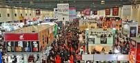 Uluslararası İstanbul Kitap Fuarı Başlıyor
