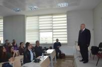 ALI AYDıN - Üniversite Akademisyenlerine Proje Hazırlama Eğitimi