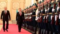 NURSULTAN NAZARBAYEV - Ürdün Kralı Abdullah, Kazakistan Devlet Başkanı Nazarbayev İle Görüştü