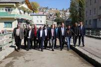 KONURSU - Vali Ali Hamza Pehlivan, Konursu Köyü İle Pancar Alım Merkezini Ziyaret Etti