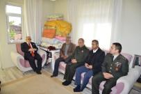 ASKERLİK ŞUBESİ - Vali Necati Şentürk Şehit Kavun'un Baba Ocağını Ziyaret Etti