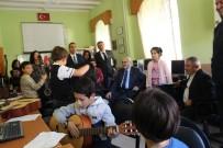 Vali Yavuz Selim Köşger, Yenipazar İlçesini Ziyaret Etti