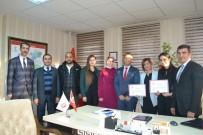SOSYAL HİZMET - Yakutiye 'De Başarılı Kreşler Ödüllendirildi