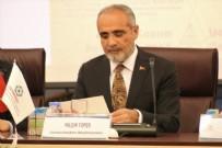 YALÇıN TOPÇU - Yalçın Topçu: Hep birlikte Türk-İslam dünyasıyız