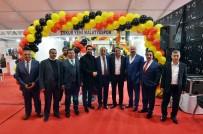UĞUR POLAT - Yeşilyurt Belediyesi 'Malatya Tanıtım Günleri'nde Stant Açtı