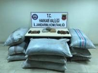 KıSıKLı - Yüksekova'da Kaçakçılık Operasyonu
