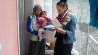 KıZAMıKÇıK - Adana'da 20 Bin Suriyeli Çocuğa Aşı Yapıldı