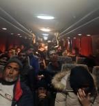 AFGANISTAN - Ağrı'da 294 Kaçak Göçmen Yakalandı