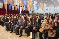 HALK EĞITIMI MERKEZI - AK Parti Çorlu İlçe Teşkilatı Dayanışma Toplantısı