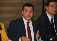 ADALET VE KALKıNMA PARTISI - AK Parti Hatay İl Başkanı Atıç İstifa Etti