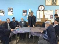 BILECIK MERKEZ - AK Parti Merkez İlçe Teşkilatı'ndan Köy Ziyaretleri
