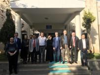 HALKLA İLIŞKILER - Akyazı Kent Konseyinden Gaziantep'e Çok Önemli Ziyaret