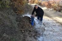GÖKHAN KARAÇOBAN - Alaşehir Dağarlar Mahallesi Tarımsal Sulamaya Kavuşuyor