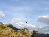AMANOS DAĞLARI - Amanos Dağları'nda çatışma! 2 terörist etkisiz hale getirildi