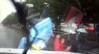 SHANDONG - Anne Ve Kızı Bu Kazada Ağır Yaralandı