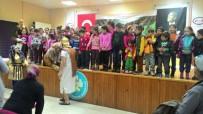 SAĞLIKLI BESLENME - 'Asteriks Ve Oburiks' Ahmetli'de Çocukları Güldürdü