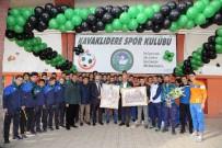 19 MAYıS STADı - ATO Başkanı Baran'dan 42 Yıl Önce Futbol Oynadığı Kulübe Ziyaret