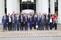 AVRUPA BIRLIĞI - Avrupa Birliği (AB) Büyükelçileri GTO'yu Ziyaret Etti.