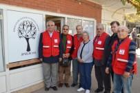 HıZıR - Ayvalık'ta Türk Kızılay'ından Şefkatli Ellere Anlamlı Ziyaret