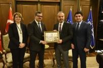 AYRI DEVLET - Azerbaycan Ve Rusya Ticaret İçin Bursa'da