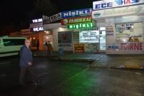 OTOBÜS TERMİNALİ - Başkan Albayrak Çorlu Otobüs Terminali Esnafı İle Bir Araya Geldi