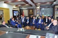 BERABERLIK - Başkan Kafaoğlu'ndan Altıeylül Ve Karesi Belediyelerine Ziyaret