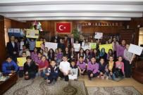 ULUSAL EGEMENLIK - Başkan Şahin Açıklaması 'Çocuklarımız Göz Bebeklerimizdir'
