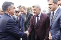 FARUK ÖZLÜ - Başkan Yiğit Bakan Yılmaz'dan Yurt İstedi