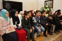 BODRUM BELEDİYESİ - Bingöllü Öğrenciler Bodrum Belediyesi'ni Ziyaret Etti