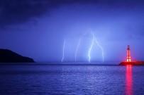 MEHMET CAN - Bodrum'a Şimşekler Yağmur Gibi Yağdı