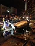 TURGUTREIS - Bodrum'da Trafik Kazası Açıklaması 1 Ölü, 2 Yaralı