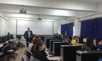 KUTLUBEY - BÜ'de 'Bilişim Teknolojilerinin Etkin Kullanımı' Eğitimi Verildi