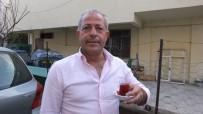 ÇAY OCAĞI - Burhaniye'de Elektrikçi Sadi Akpınar Sevenlerini Üzdü