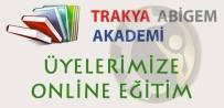 AVRUPA BIRLIĞI - Çerkezköy TSO'dan Üyelerine Ücretsiz Online Eğitim