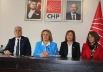 VARSAK - CHP Kadın Kolları Başkanı Köse, Aydın'da