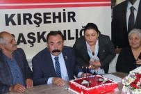 ÖZGÜRLÜK - CHP Merkez İlçe Başkanlığına Kırşehir'de İlk Kadın Aday