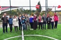 MESLEKİ EĞİTİM - Çocuk Hakları Günü'nde Çocuklara Yeni Bir Sentetik Saha