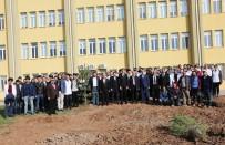 ÖĞRENCİ SAYISI - CÜ Diş Hekimliği Fakültesi Bahçesine Fidan Dikildi