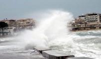 BURSA VALİLİĞİ - Denizlerde Fırtına Bekleniyor