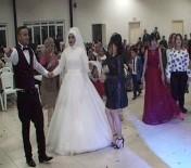 OĞLAN - Düğün İşkencesinden Kaçan Damat Eniştesinin Evinden Çıktı