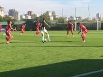 KIRMIZI KART - E. Yeni Malatyaspor U21 Takımında Kazanamama Serisi Üçe Çıktı